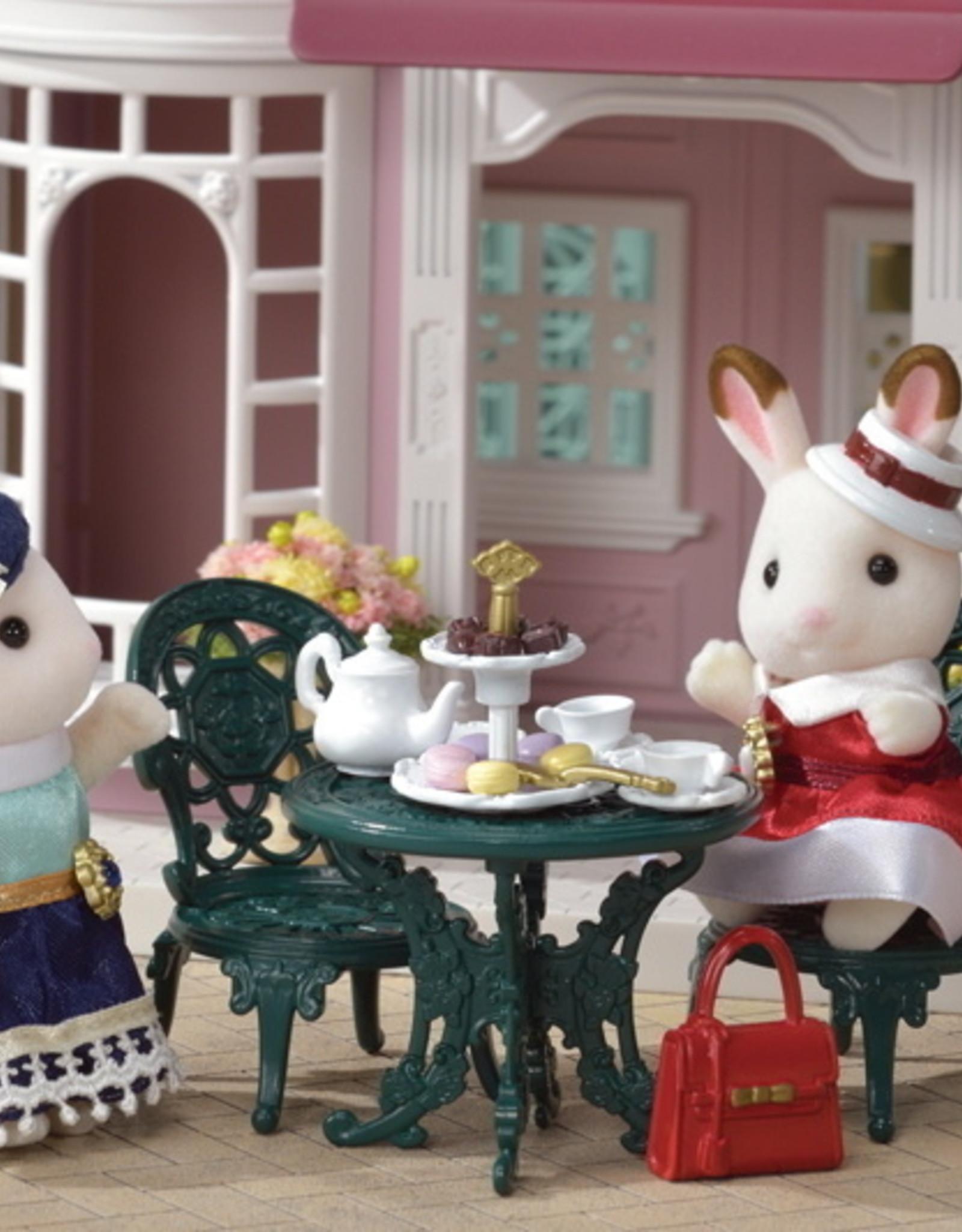 Sylvanian Families Sylvanian Families - Tea And Treats Set