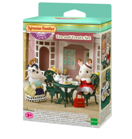 Sylvanian Families Sylvanian Families - Tea And Treats Set