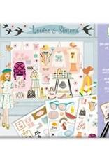 Djeco Djeco - Fashionista Decals