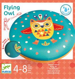 Djeco Djeco - Flying Owl Disc