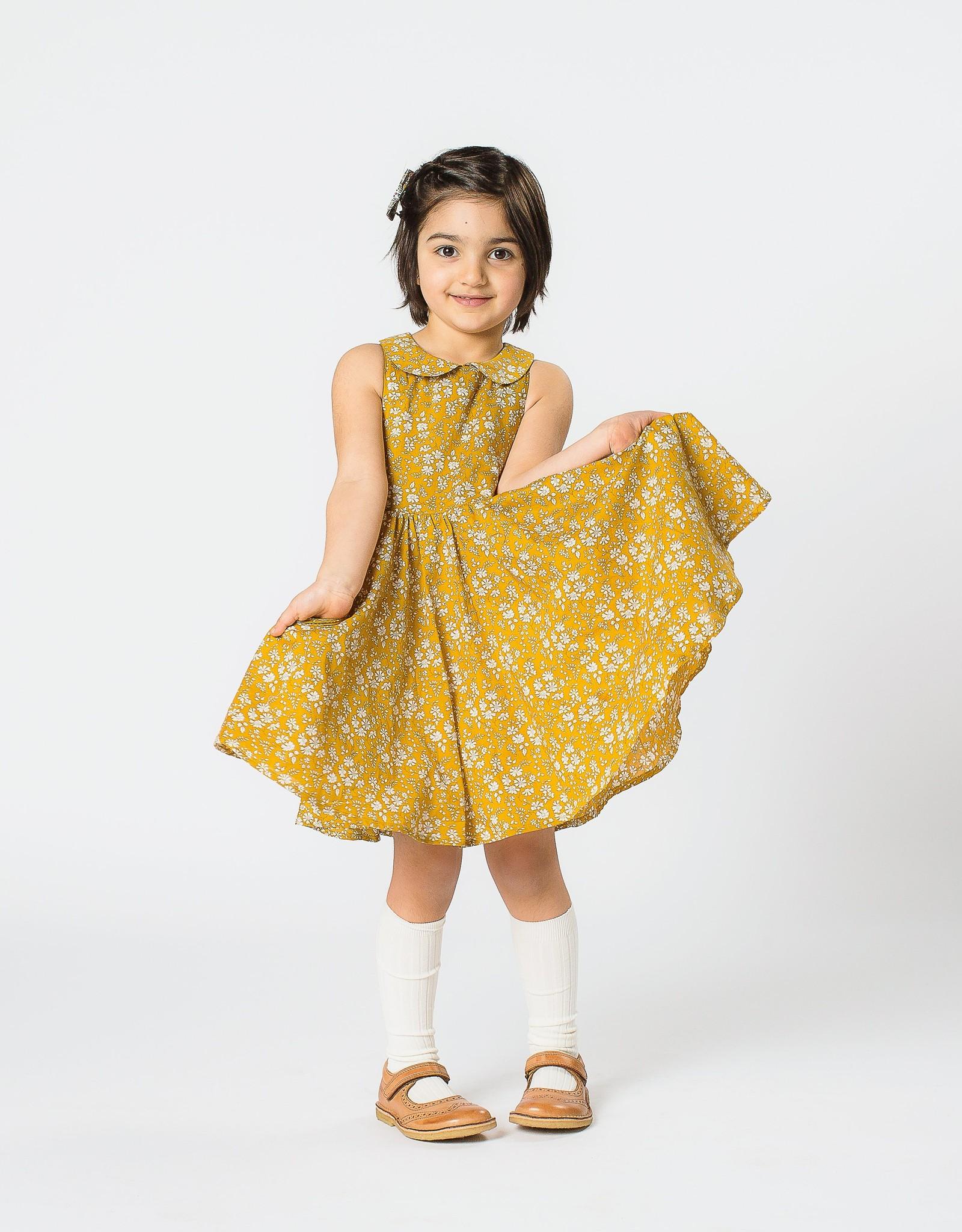 Pretty Wild Pretty Wild - Maria Dress Capel Mustard Size 2