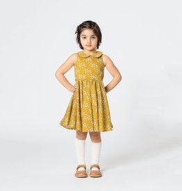 Pretty Wild Pretty Wild - Maria Dress Capel Mustard Size 4
