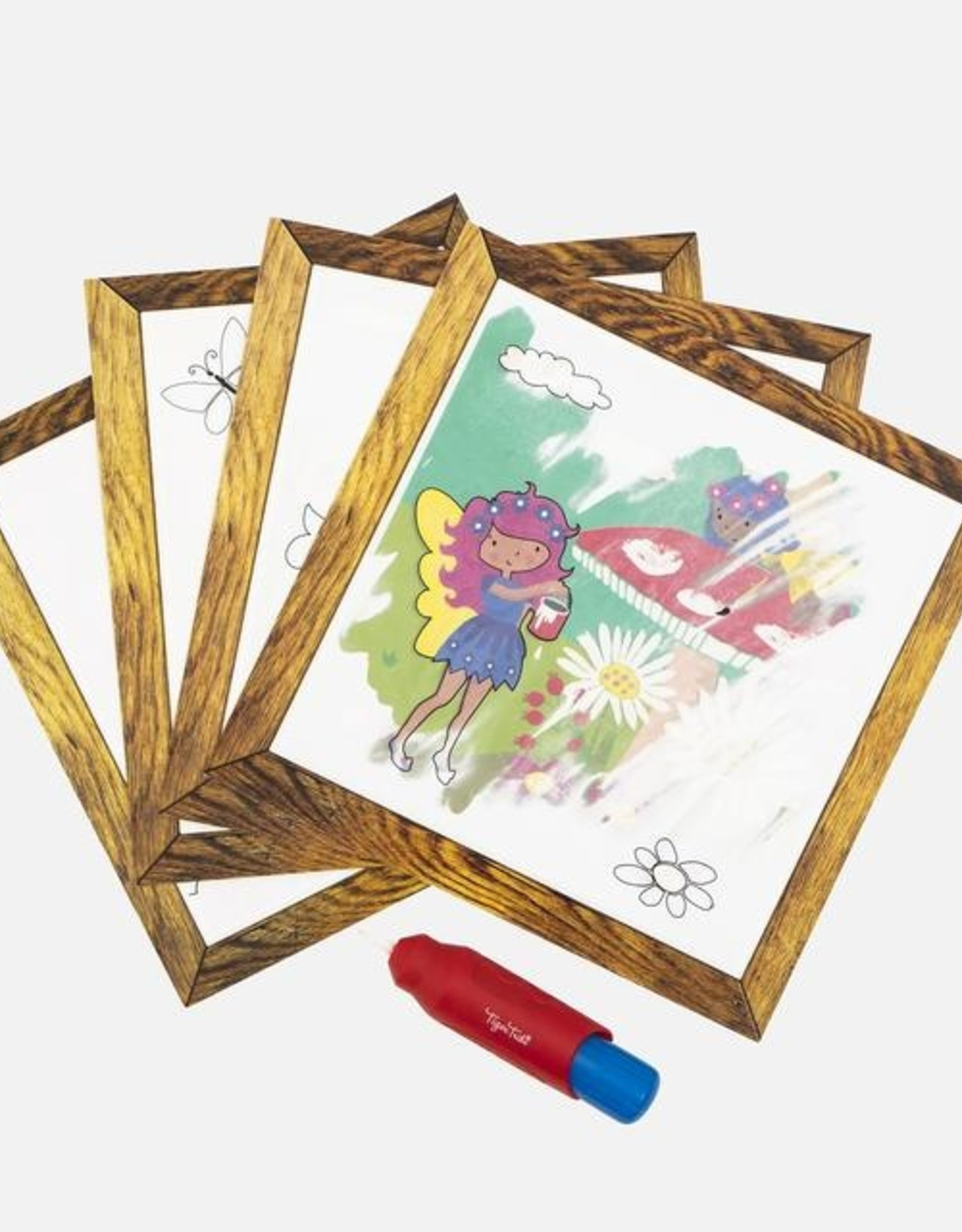 Tiger Tribe Tiger Tribe - Magic Painting World Fairy Garden