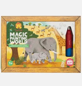Tiger Tribe Tiger Tribe - Magic Painting World Safari Adventures
