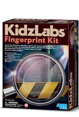 4M 4M Kidzlabs  - Finger Print Kit
