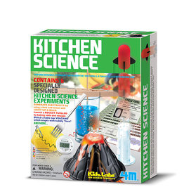 4M 4M Kidzlabs - Kitchen Science