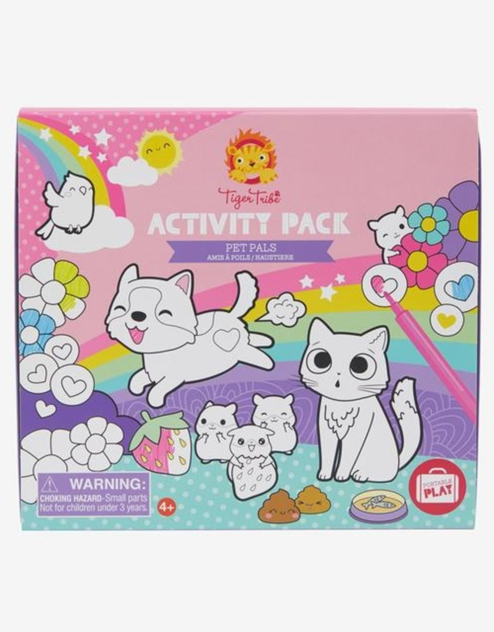 Tiger Tribe Tiger Tribe - Activity Pack Pet Pals