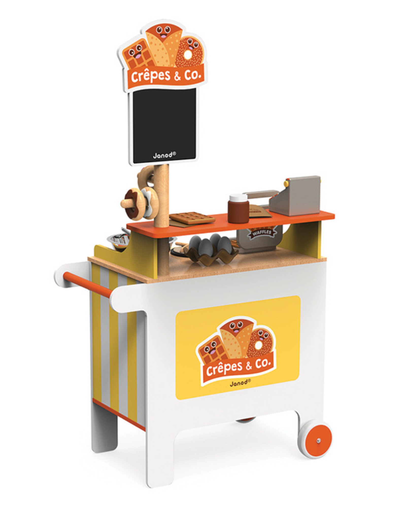 Janod Janod - Crepes & Co  (ONLINE ONLY)
