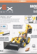 Hex Vex Robotics - Backhoe Construction Vehicle