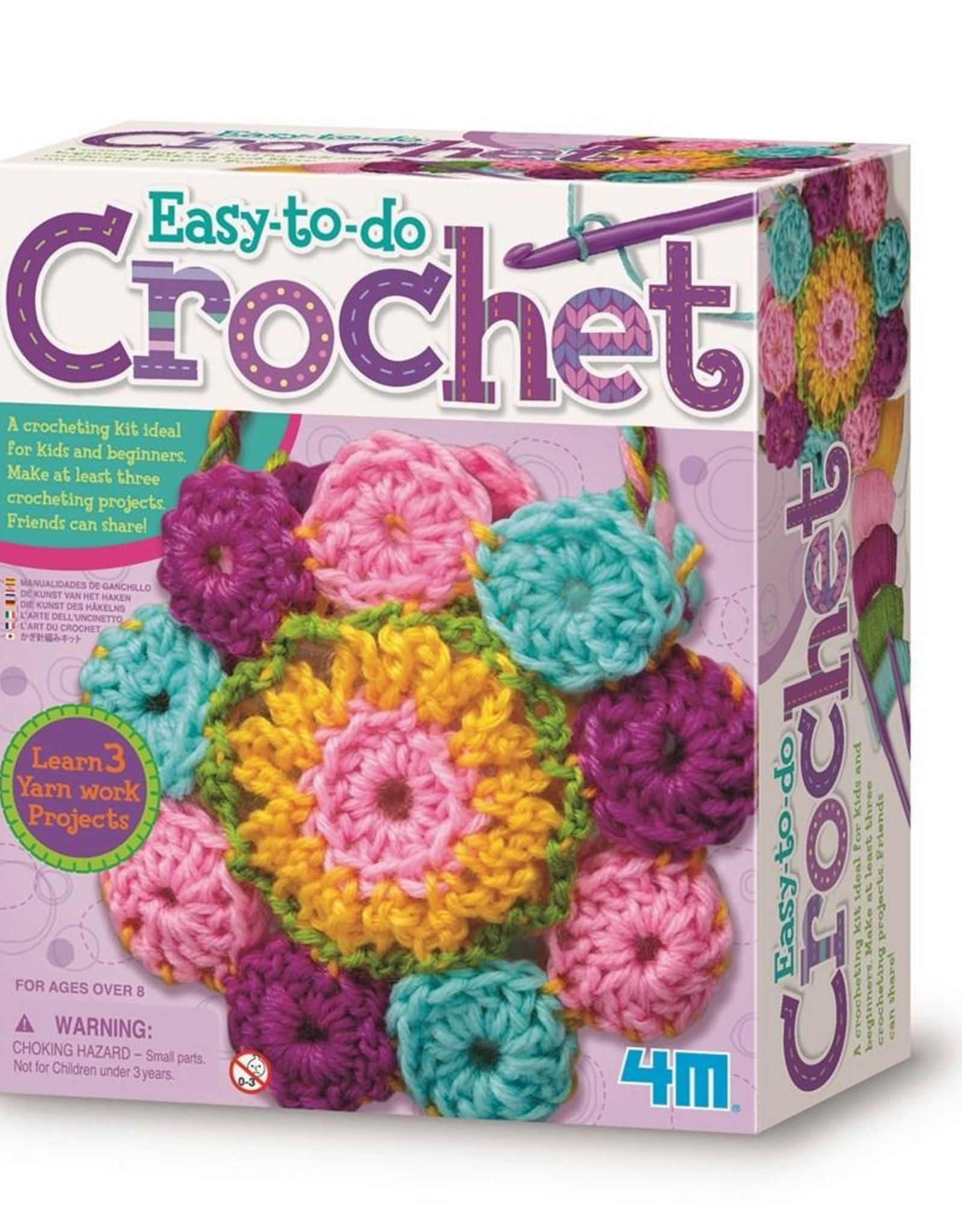 4M 4M Easy to do Crochet