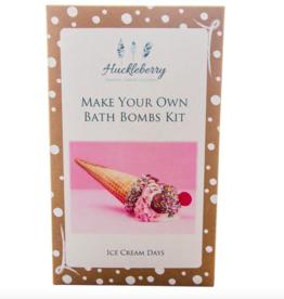 Huckleberry Huckleberry - Bath Bombs Ice Cream Days