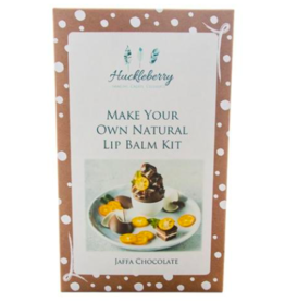 Huckleberry Huckleberry - MYO Lip Balm Jaffa Chocolate