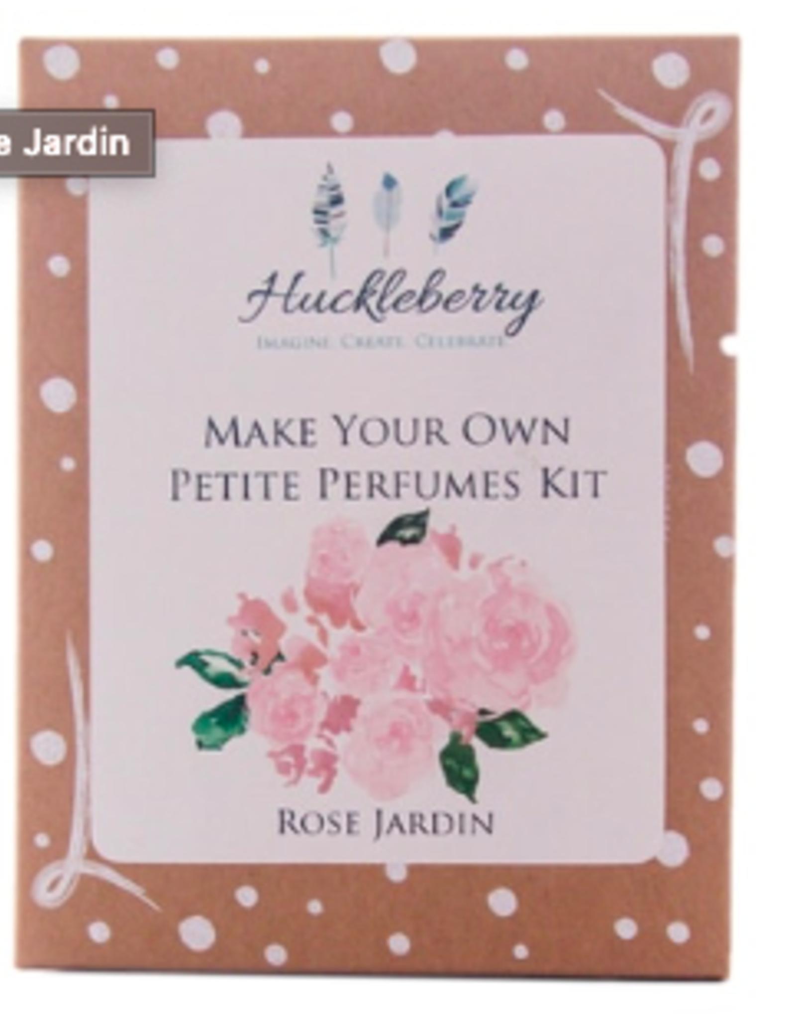 Huckleberry Huckleberry - Petit Perfume Rose Jardin