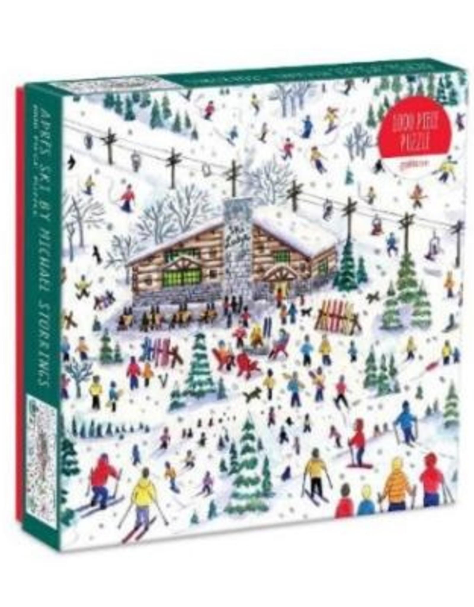 Apres Ski Puzzle 1000 Pce