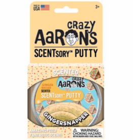 Crazy Aarons SCENTsory Putty - Gingersnapper