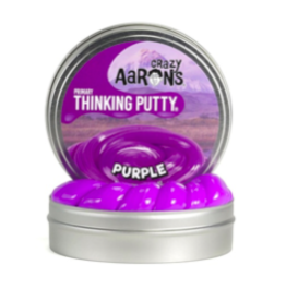 Aarons Thinking Putty -  2'' Purple