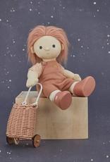 Olli Ella Olli Ella - Doll Luggy Rose