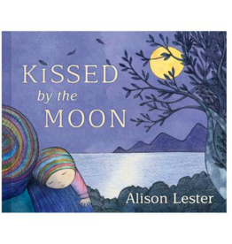 Kissed By The Moon (Board Book) - Alison Lester