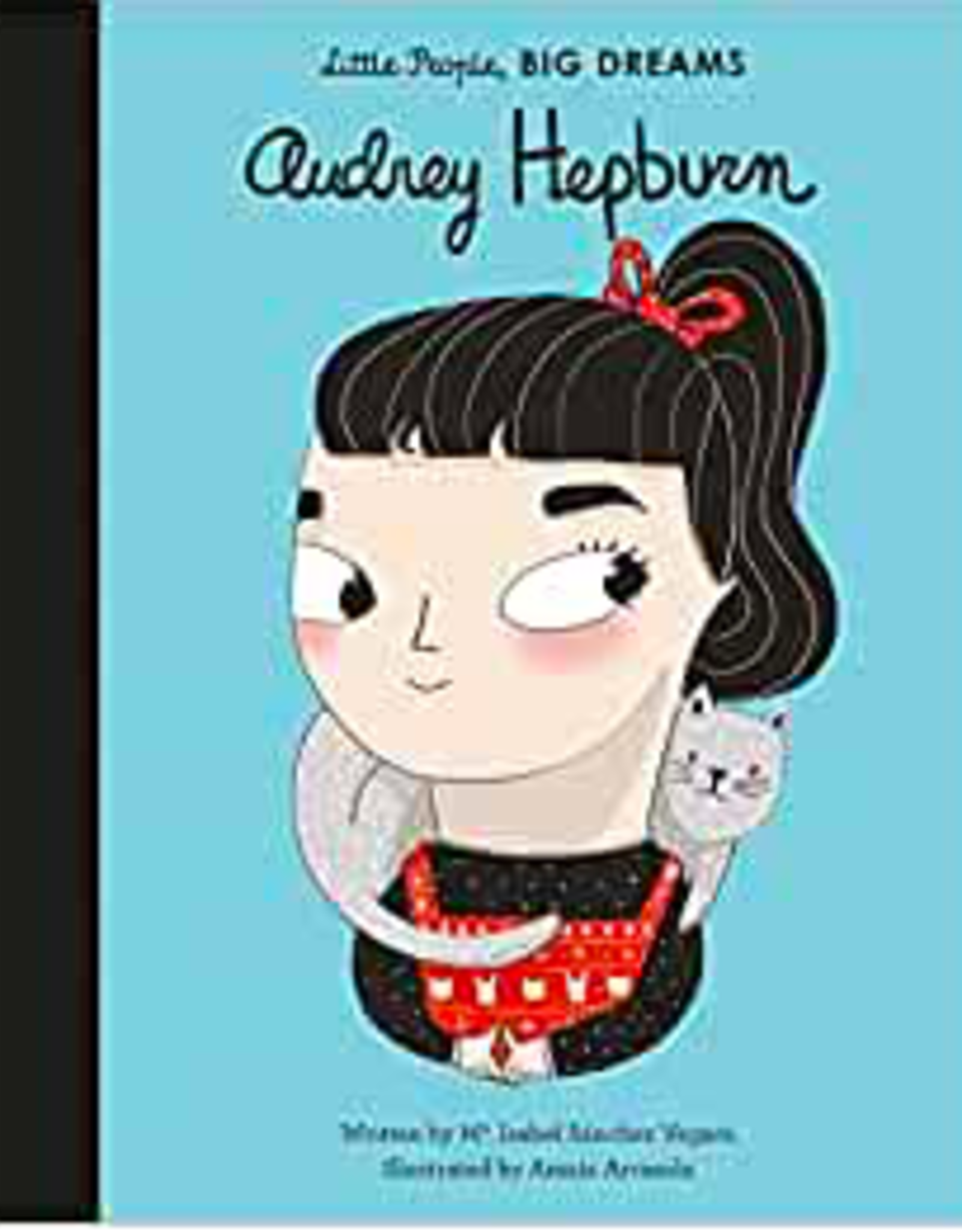 Harper Little People, Big Dreams - Audrey Hepburn