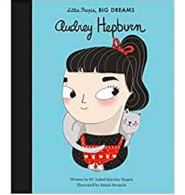 Harper Little People, Big Dreams - Audrey Hepburn