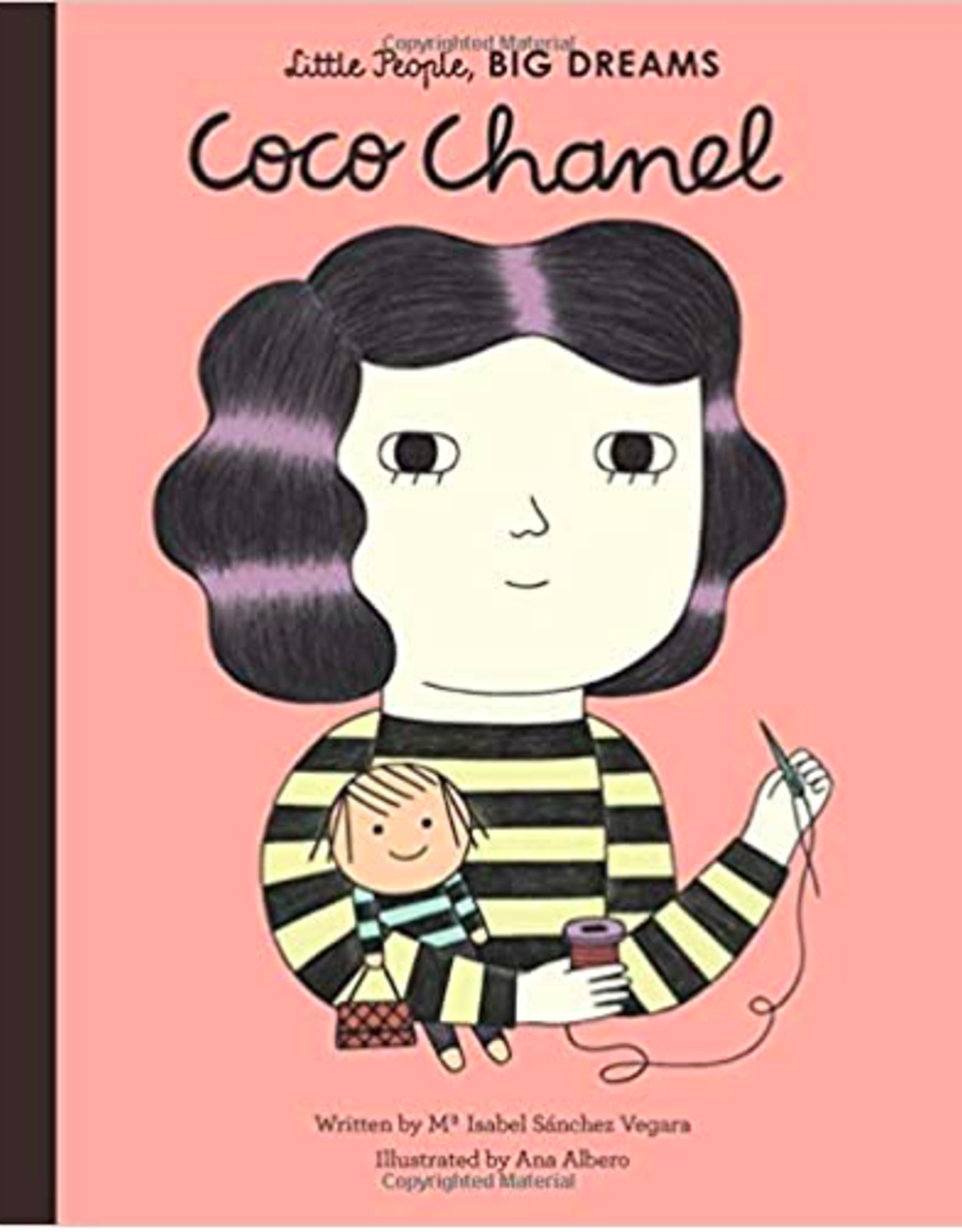 Harper Little People, Big Dreams - Coco Chanel