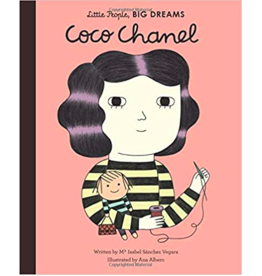 Harper Little People, Big Dreams - Coco Chanel