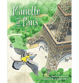 Marielle In Paris - Maxine Rose Schur