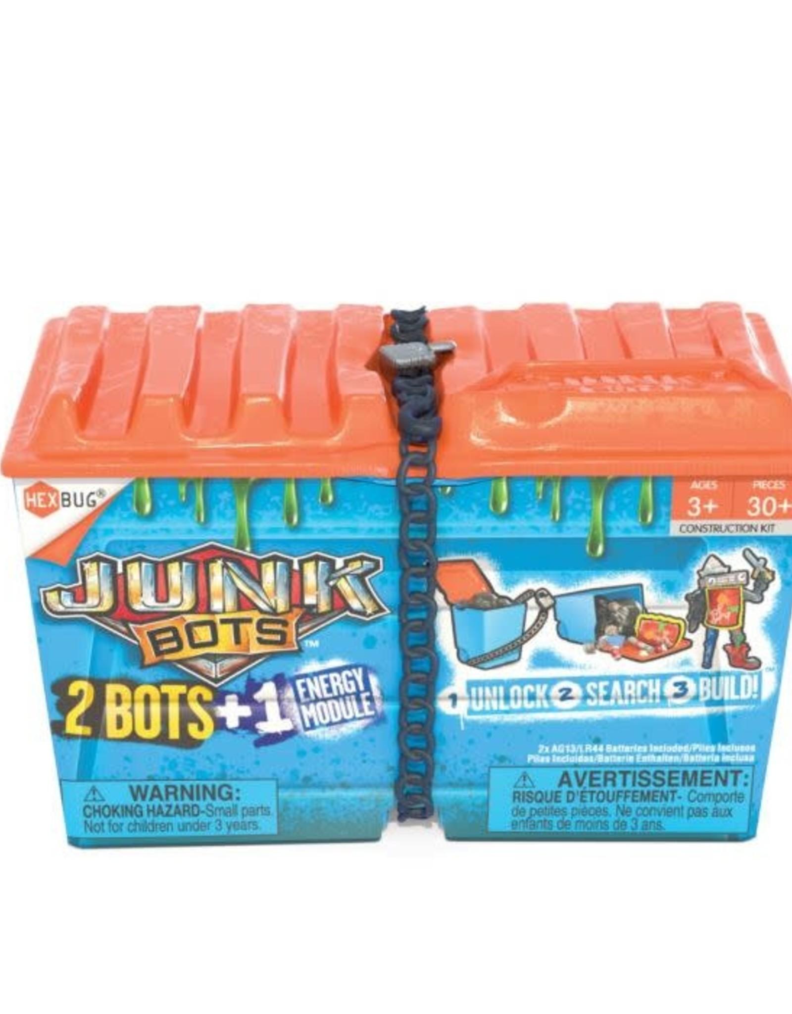 Hex Hexbug - Junkbots Dumpster 2 Bots