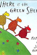 Where is the Green Sheep? (Board Book) - Mem Fox