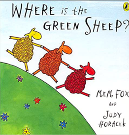 Where is the Green Sheep? (Board Book) - Mem Fox