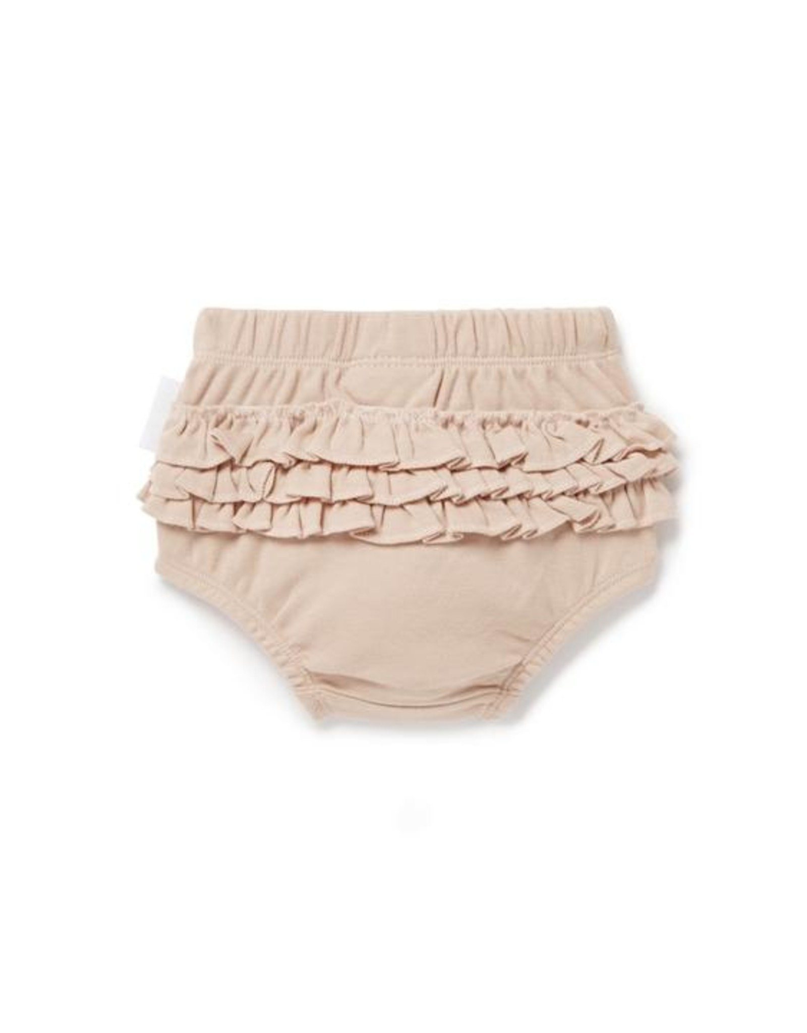 Aster & Oak Aster & Oak - Rose Dust Ruffle Bloomers