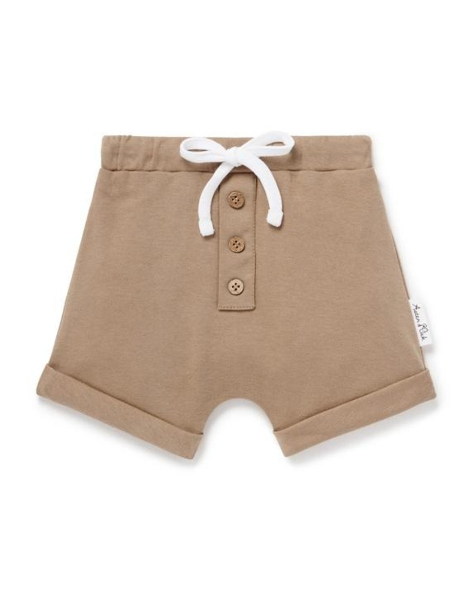 Aster & Oak Aster & Oak - Clay Button Shorts