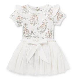 Aster & Oak Aster & Oak - Summer Floral Tutu Dress