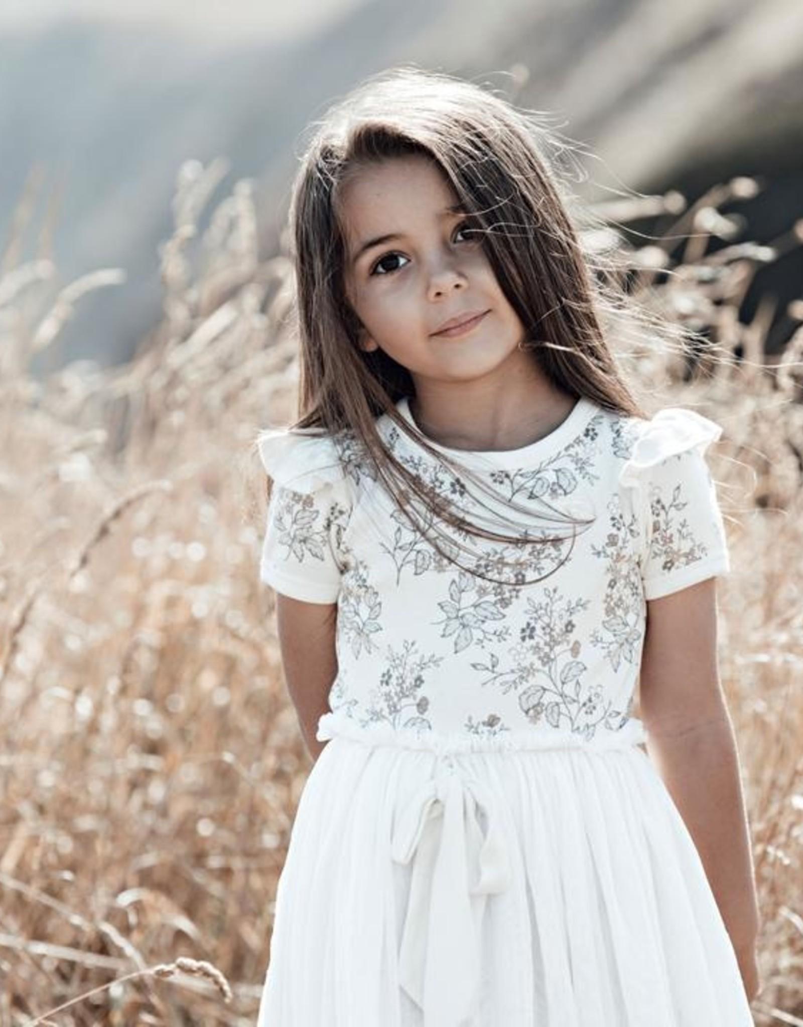 Aster & Oak Aster & Oak - Summer Floral Tutu Dress