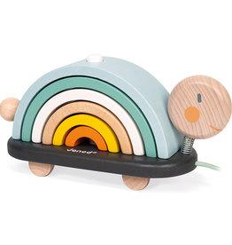 Janod Janod - Rainbow Turtle