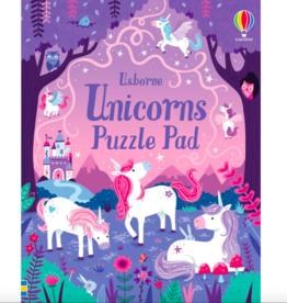 Usborne Usborne - Unicorn Puzzle Pad