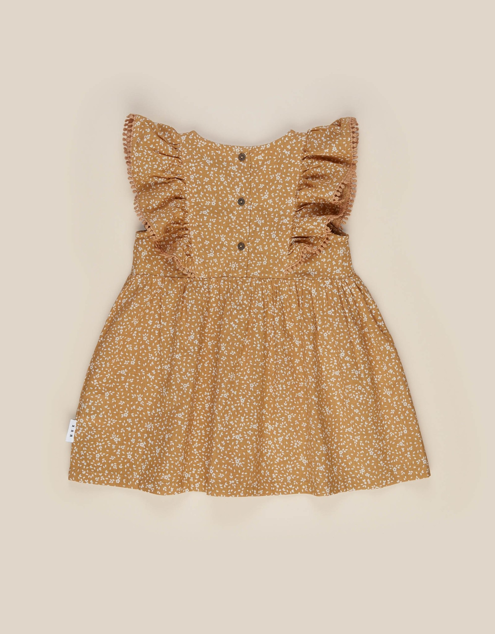 Huxbaby Huxbaby - Floral Ava Dress