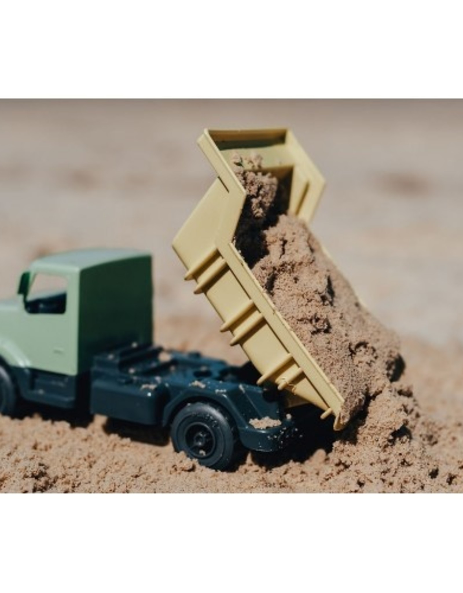 Plasto Plasto - I Am Green Tipper Truck