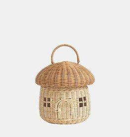 Olli Ella Olli Ella - Mushroom Basket