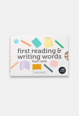 Two Little Duckings Two Little Ducklings - First Reading & Writing Words Flash Cards