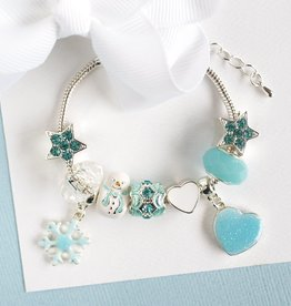Lauren Hinkley Lauren Hinkley - Ice Princess Charm Bracelet