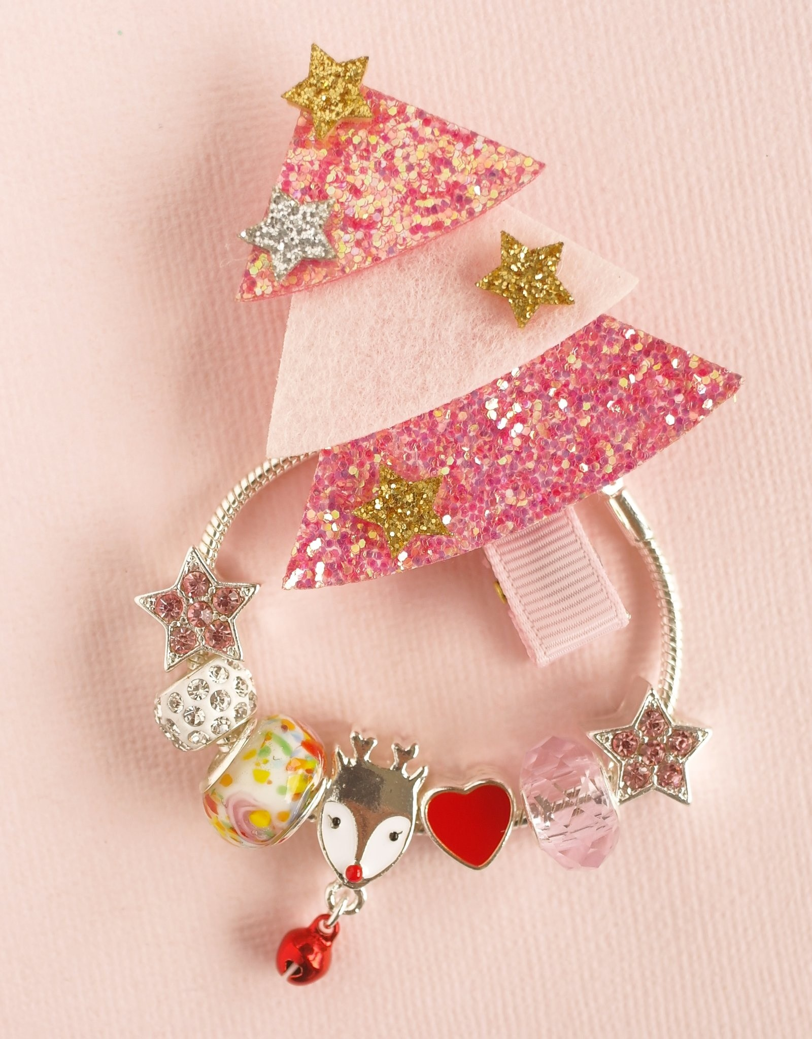 Lauren Hinkley Lauren Hinkley - Rudolph The Red Nosed Reindeer Christmas Charm Bracelet