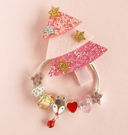 Lauren Hinkley Lauren Hinkley - Rudolph The Red Nosed Reindeer Christmas Charm Bracelet