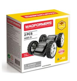Magformers Magformers - Click Wheels