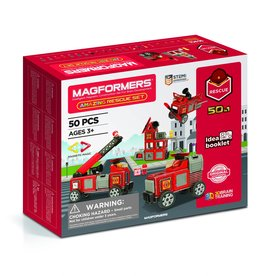Magformers Magformers - Amazing Rescue Set