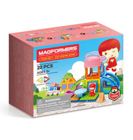 Magformers Magformers - Town Ice Cream Set