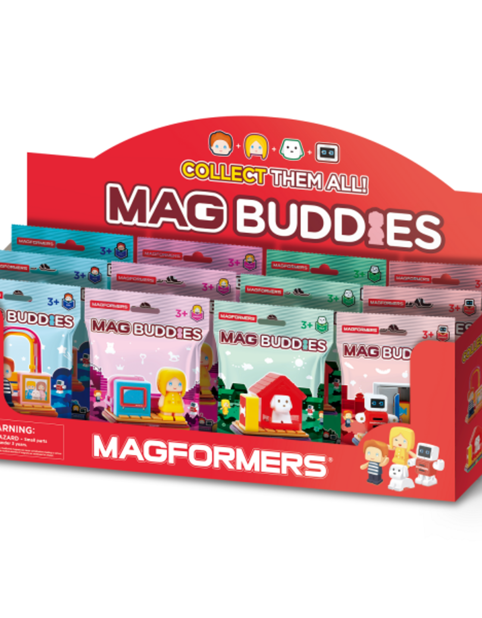 Magformers Magformers - Mag Buddy Milo