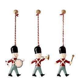 Maileg Maileg - 3 Guard Ornaments In Matchbox