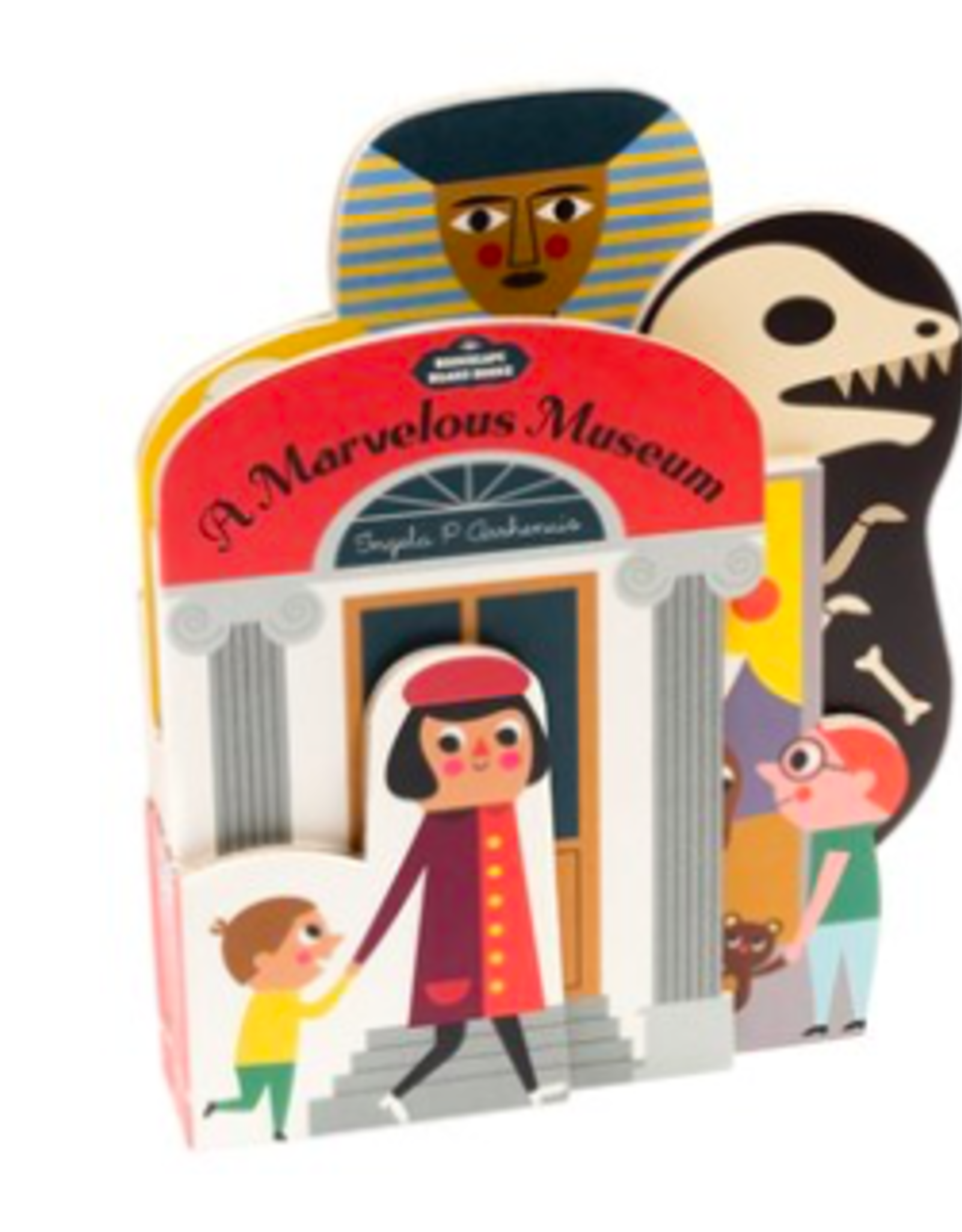 A Marvellous Museum (Board Book)