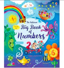 Usborne The Usborne Big Book Of Numbers